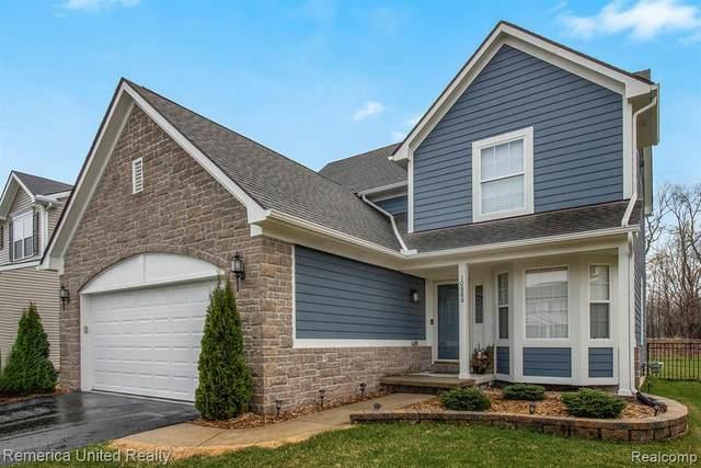 10888 Ridgestone Drive, Green Oak Twp, MI 48178 (#2210023338) :: Real Estate For A CAUSE