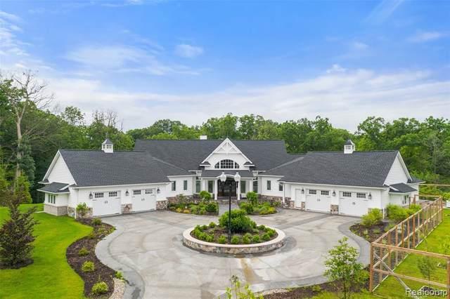 31805 Telegraph Road, Franklin Vlg, MI 48025 (#2210023363) :: Real Estate For A CAUSE