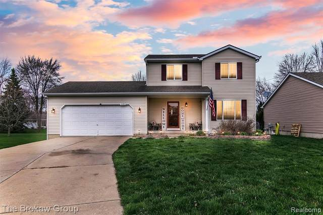 1083 Coolidge Drive S, Grand Blanc, MI 48507 (#2210023374) :: Real Estate For A CAUSE