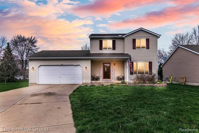1083 Coolidge Drive S, Grand Blanc, MI 48507 (#2210023374) :: GK Real Estate Team