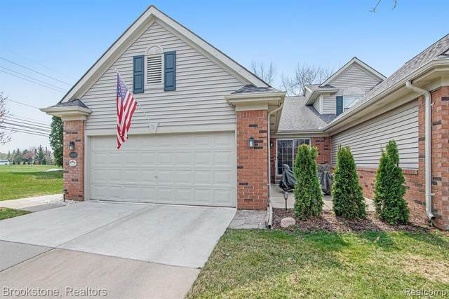 3930 Knightbridge Circle, Sterling Heights, MI 48314 (#2210023475) :: Duneske Real Estate Advisors