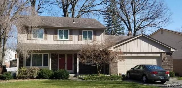 14110 Riverside Street, Livonia, MI 48154 (#2210023529) :: The BK Agency