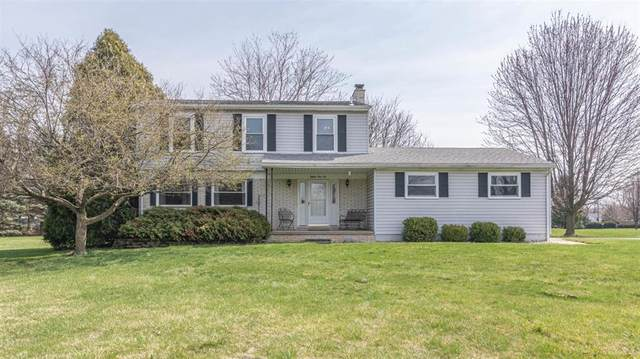 8410 Acorne Avenue, York Twp, MI 48160 (#543279922) :: NextHome Showcase
