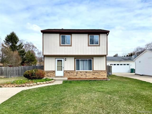 235 Linhart Street, Novi, MI 48377 (#2210023544) :: GK Real Estate Team