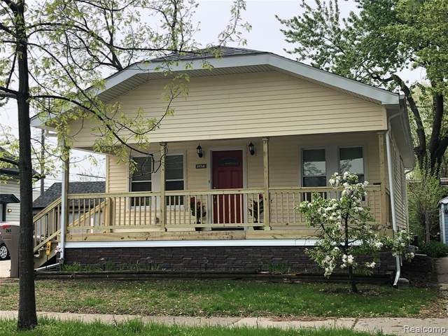 265 W Hazelhurst Street, Ferndale, MI 48220 (#2210023757) :: Real Estate For A CAUSE