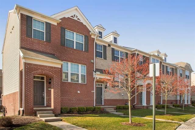 27839 Middleton Drive, Novi, MI 48377 (#2210023981) :: GK Real Estate Team