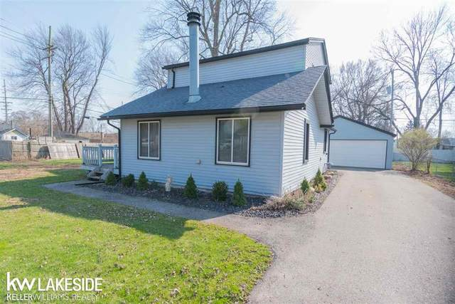 27180 Beamer, Harrison Twp, MI 48045 (#58050038418) :: Real Estate For A CAUSE