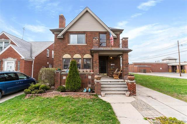 7121 Bingham Street, Dearborn, MI 48126 (#2210024181) :: GK Real Estate Team