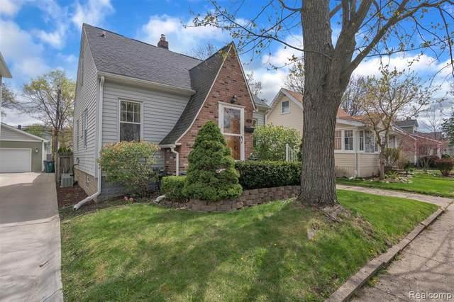 3648 Bacon Avenue, Berkley, MI 48072 (#2210024234) :: BestMichiganHouses.com