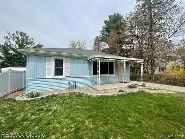 3226 W Dean Road, Bedford Twp, MI 48144 (#2210024502) :: Real Estate For A CAUSE