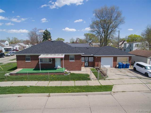 8404 Essex Avenue, Warren, MI 48089 (#2210024510) :: The BK Agency