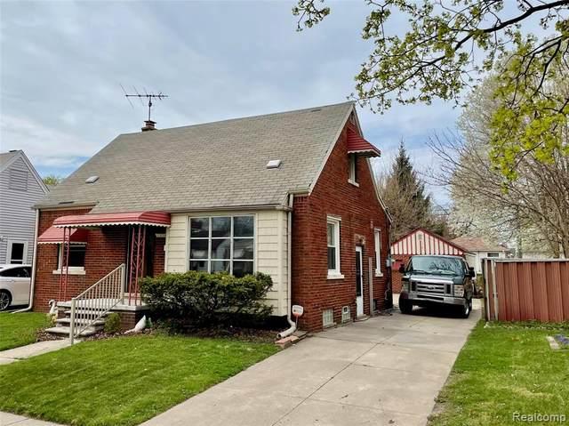 18543 Hanna St., Melvindale, MI 48122 (#2210024566) :: Real Estate For A CAUSE
