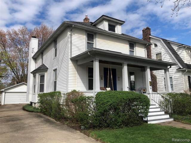 335 Blunk Street, Plymouth, MI 48170 (#2210024609) :: GK Real Estate Team