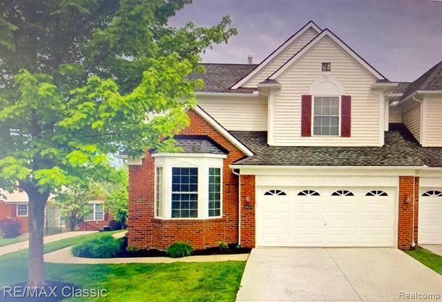 29274 Douglas Drive #81, Novi, MI 48377 (#2210024623) :: Duneske Real Estate Advisors