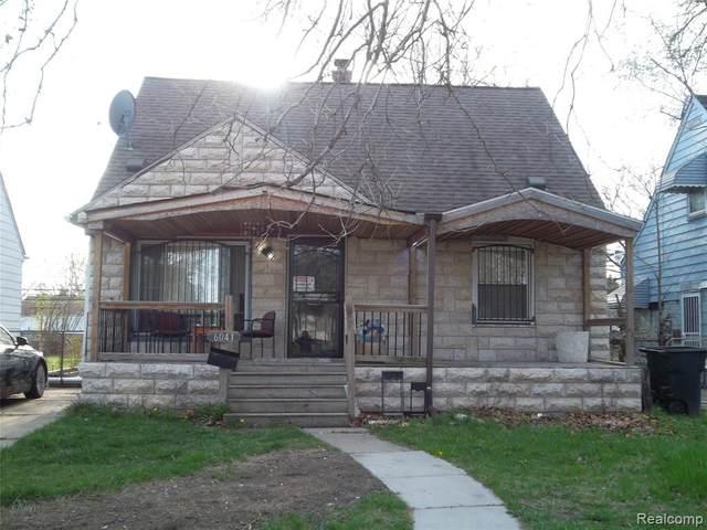 6041 Rosemont Street W, Detroit, MI 48228 (#2210024651) :: The Merrie Johnson Team