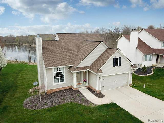 1288 Natalie Drive, Fenton Twp, MI 48430 (#2210024777) :: The BK Agency