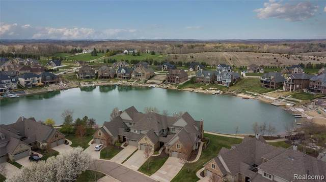 10805 Sparkling Waters Court, Green Oak Twp, MI 48178 (#2210024847) :: Real Estate For A CAUSE