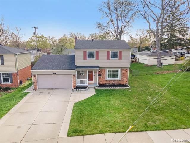 765 Highland Avenue, Clawson, MI 48017 (#2210024894) :: The Alex Nugent Team | Real Estate One