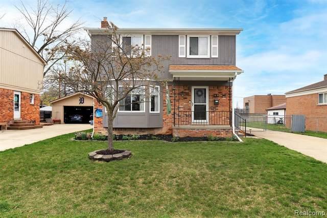 48 Nahma Avenue, Clawson, MI 48017 (#2210024984) :: The Alex Nugent Team | Real Estate One