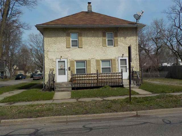 600 E Ganson, CITY OF JACKSON, MI 49201 (#55202100922) :: Real Estate For A CAUSE