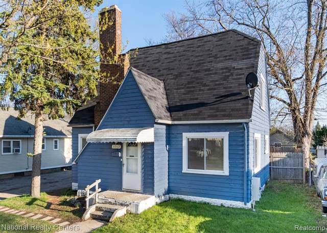 1063 Myrtle Avenue, Waterford, MI 48328 (#2210025219) :: Real Estate For A CAUSE