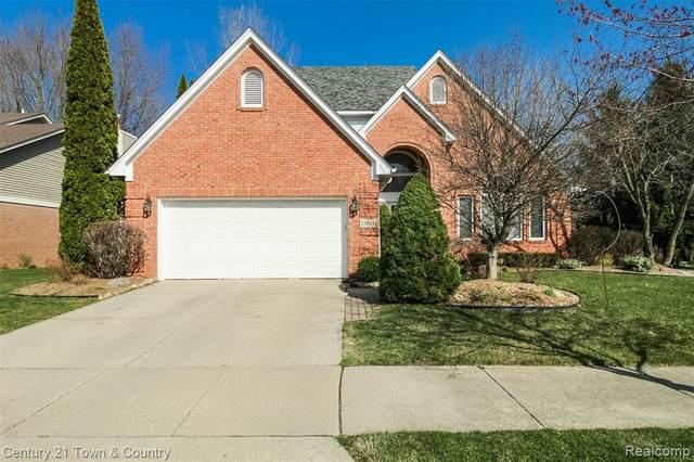 25811 Abbey Drive, Novi, MI 48374 (#2210025249) :: Duneske Real Estate Advisors