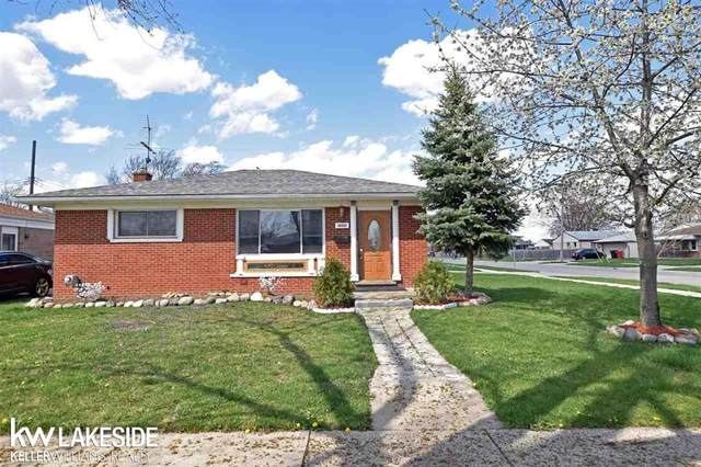 15551 Grovedale St, Roseville, MI 48066 (#58050038749) :: Real Estate For A CAUSE