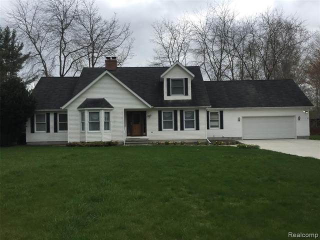 4211 Burtch Road, Burtchville Twp, MI 48059 (#2210025330) :: Real Estate For A CAUSE