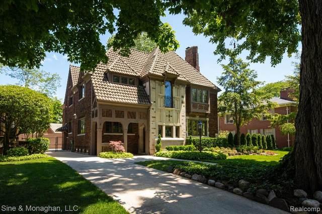 776 Trombley Road, Grosse Pointe Park, MI 48230 (#2210025338) :: Novak & Associates