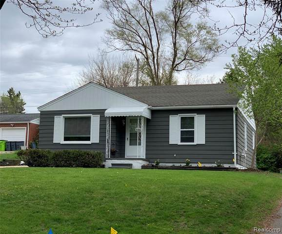 230 N Alice Avenue, Rochester, MI 48307 (#2210025380) :: Real Estate For A CAUSE