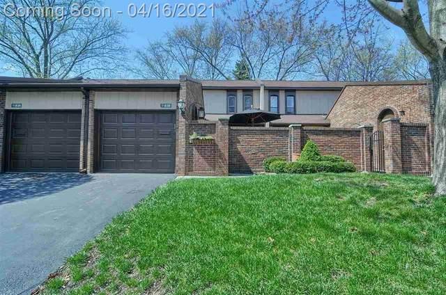 1183 Kirts Blvd B, Troy, MI 48084 (#58050038823) :: The Alex Nugent Team | Real Estate One