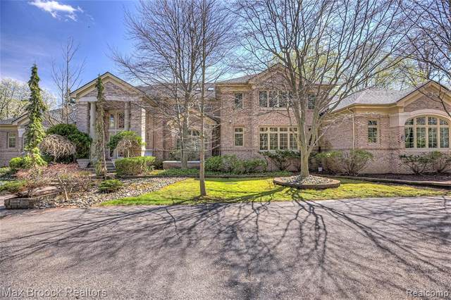 1250 Vaughan Road, Bloomfield Hills, MI 48304 (#2210025614) :: GK Real Estate Team