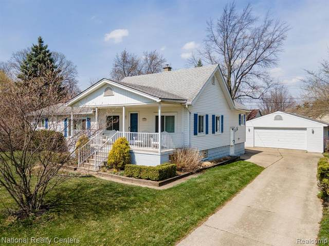1131 Boyd Street, Troy, MI 48083 (#2210025778) :: The Alex Nugent Team | Real Estate One