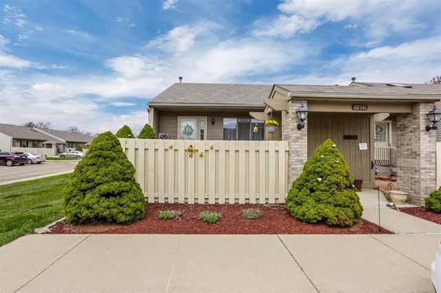62341 Arlington Circle #1, South Lyon, MI 48178 (#543280121) :: Real Estate For A CAUSE