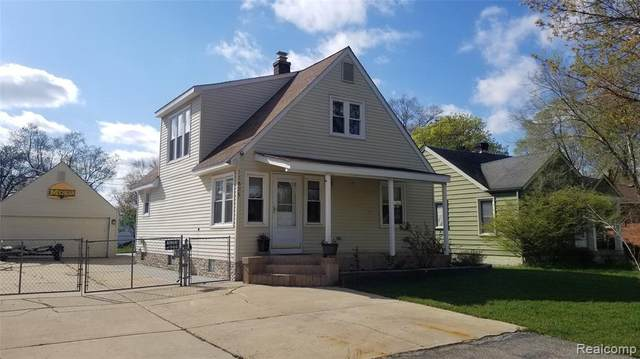 11825 Morgan Avenue, Plymouth Twp, MI 48170 (#2210026361) :: Real Estate For A CAUSE
