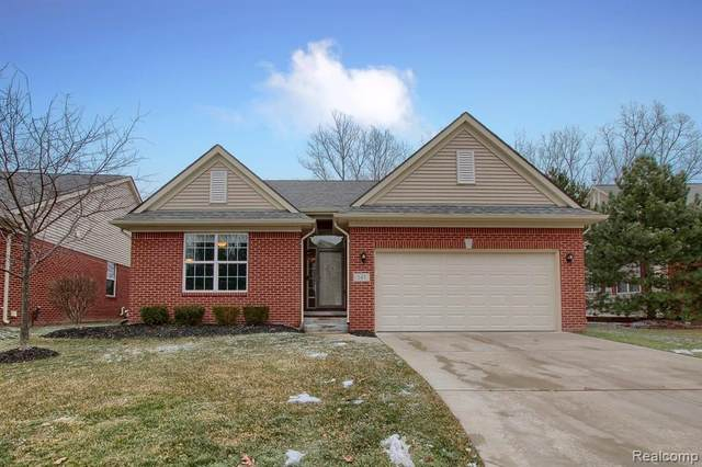 147 Cherry Stone Drive, Canton Twp, MI 48188 (#2210026396) :: Real Estate For A CAUSE
