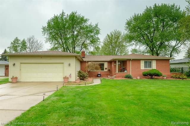 41280 Cherry Hill Road, Canton Twp, MI 48187 (#2210026793) :: Real Estate For A CAUSE