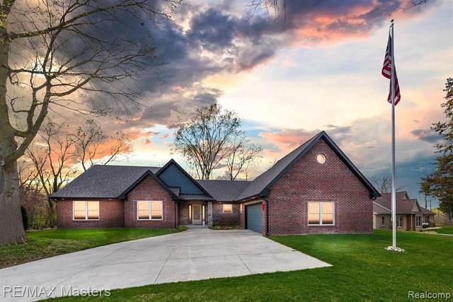25599 E Huron River Drive, Flat Rock, MI 48134 (#2210026922) :: Real Estate For A CAUSE