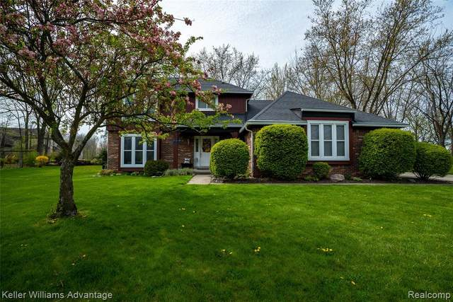 6470 Denton Court, Troy, MI 48098 (#2210026934) :: Real Estate For A CAUSE