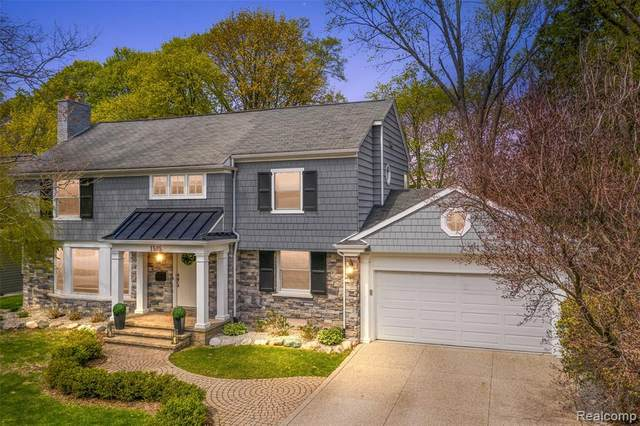 1585 Buckingham Avenue, Birmingham, MI 48009 (#2210027055) :: Real Estate For A CAUSE