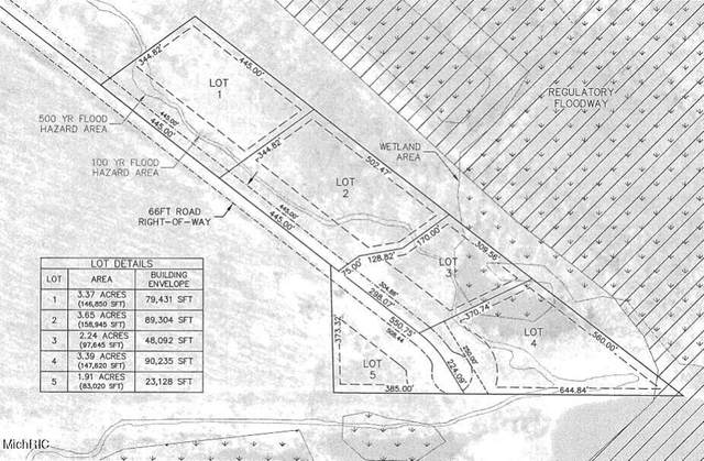 Lot 5 N Cedar Drive, Robinson Twp, MI 49417 (#71021012927) :: GK Real Estate Team