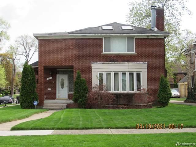 18330 Birchcrest Drive, Detroit, MI 48221 (#2210027347) :: RE/MAX Nexus