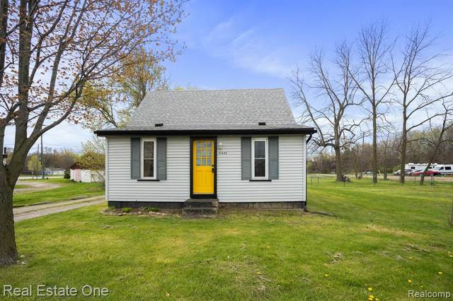 45445 Willis Road, Sumpter Twp, MI 48111 (#2210027408) :: Real Estate For A CAUSE