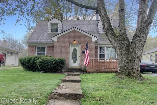 17747 Fenton Street, Detroit, MI 48219 (#2210027599) :: The Alex Nugent Team | Real Estate One