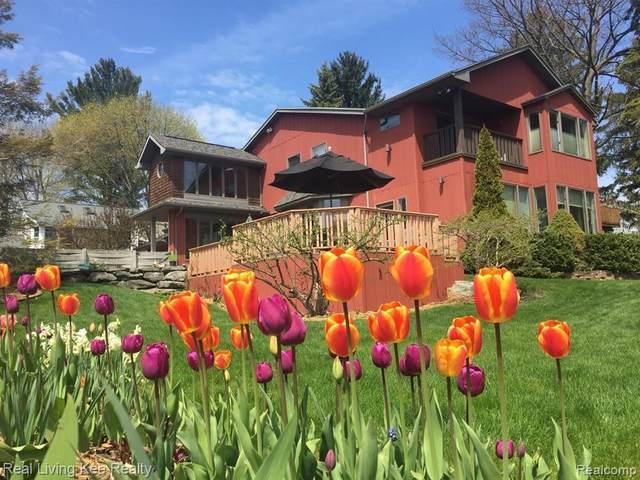 3650 Shorewood Drive, Burtchville, MI 48059 (#2210027644) :: Real Estate For A CAUSE