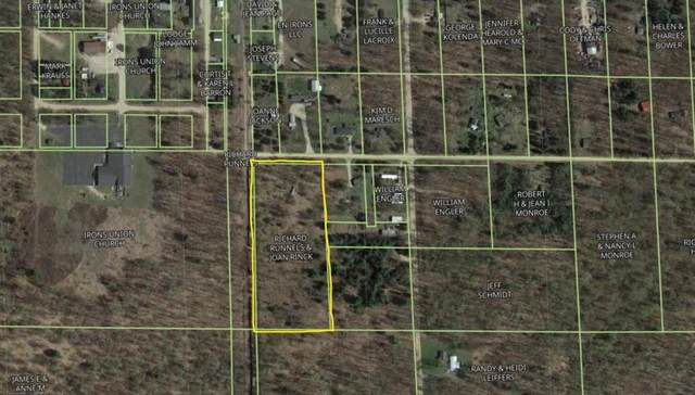5545 Jeffers Street, Eden Twp, MI 49644 (#67021013238) :: Real Estate For A CAUSE