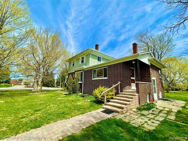 17980 27 MILE Road, Ray Twp, MI 48096 (#2210027916) :: Real Estate For A CAUSE