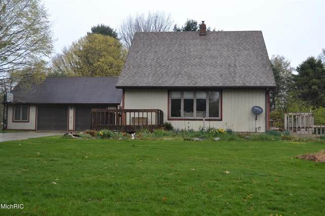 4995 W Us 12, Bertrand Twp, MI 49107 (#69021013382) :: Real Estate For A CAUSE