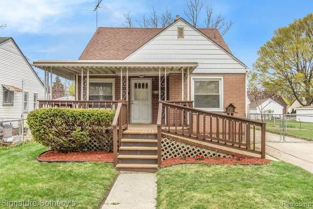 623 Lenox Avenue, Pontiac, MI 48340 (#2210028237) :: Real Estate For A CAUSE