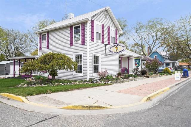 203 S Main Street, Crystal Twp, MI 48818 (#65021013553) :: Real Estate For A CAUSE